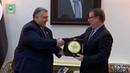 Сирия: ФАН публикует видео встречи спикера парламента САР и посла Кубы в Дамаске