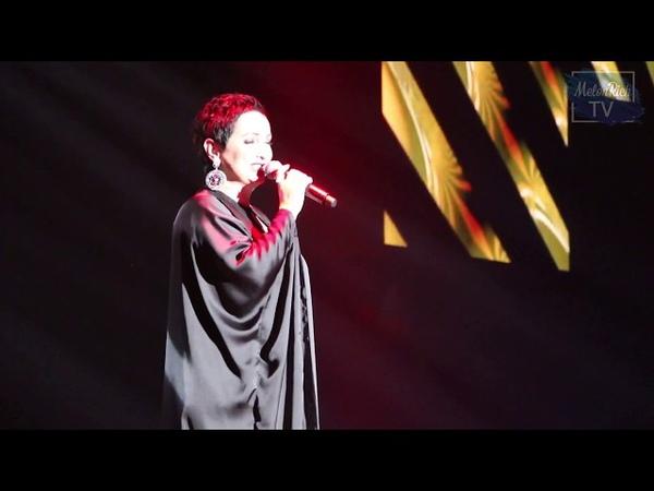 Этери Бериашвили на Благотворительном концерте Освещая путь (28.06.2018 | Vegas City Hall)