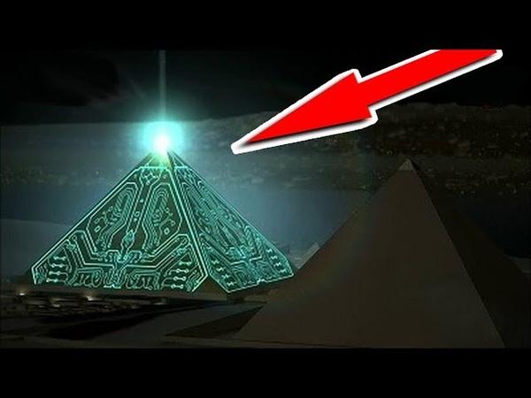 Пирамида Хеопса тепловое сканирование показало, пирамида работает! Неудобные артефакты!
