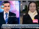 Dudu Camargo dá bronca em repórter