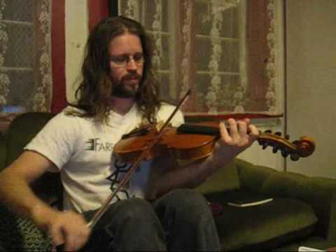 Fanten Fiddle tune from Setesdal