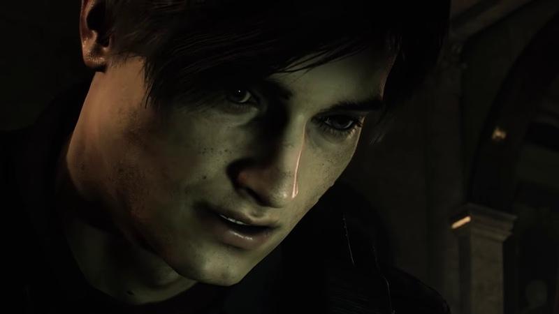 Resident Evil 2 Remake — трейлер
