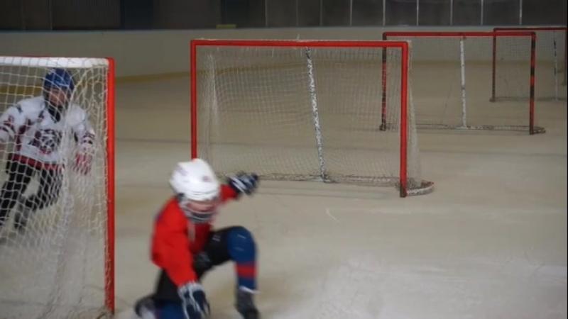 Хоккейные Тренировки с Tixon Hard Hockey
