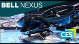 CES 2019 - Introducing the Bell Nexus