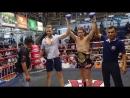 Тайский бокс как средство профилактики наркомании среди подростков