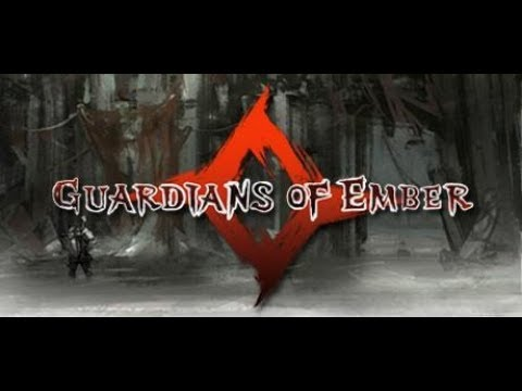 Guardians of Ember PC game first look gameplay español