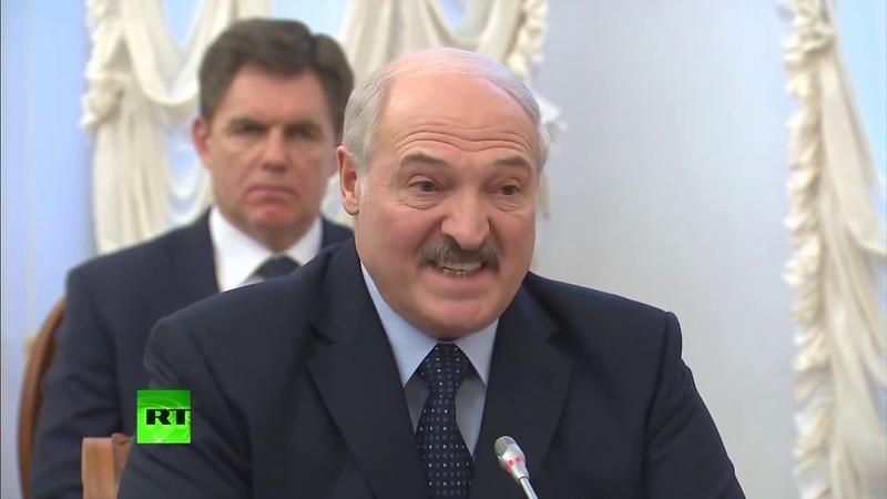 Лукашенко шантажирует Путина
