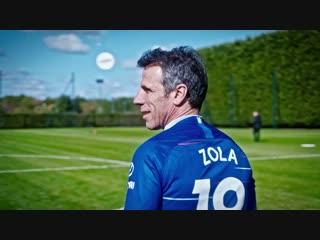 Футболисты «Челси» приняли участие в челлендже в рамках партнерства с Hyundai / vk.com/chelsea