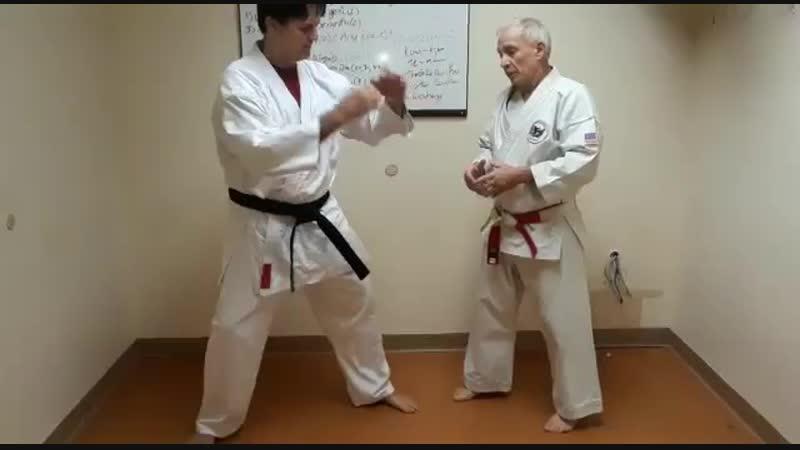 Maestro Cuspinera. Karate Operativo. No. 35