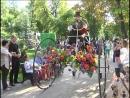 Струковский сад как большой букет. Масштабный праздник Фестиваль цветов прошел в Самаре