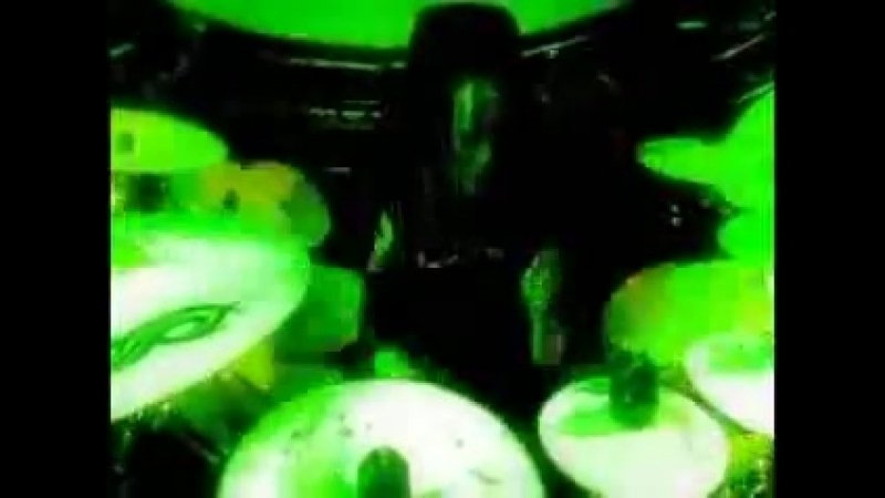Joy Jordison Drum Solo