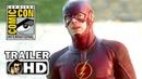 THE FLASH Season 5 Comic Con Trailer 2018 CW Superhero Series