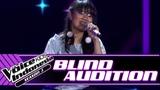 Bidadari - Chasing Pavements Blind Auditions The Voice Kids Indonesia Season 3 GTV 2018
