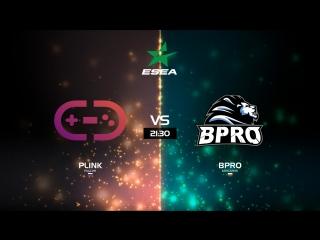 (RU) ESEA Advanced Season 28 Europe I PLINK vs Bpro I bo3 I by c0sta & Holarious