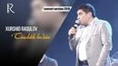 Xurshid Rasulov Tinchlik bo'lsin Хуршид Расулов Тинчлик булсин concert version 2018