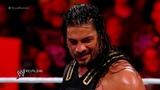 Roman Reigns John Cena Brock Lesnar Ronda Rousey vs 30 Man Women WWE Royal Rumble Match 2018