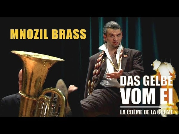 MNOZIL BRASS | Hungarian Schnapsodie feat. Zoltan Kiss