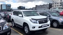 Произвели проверку Toyota Land Cruiser Prado