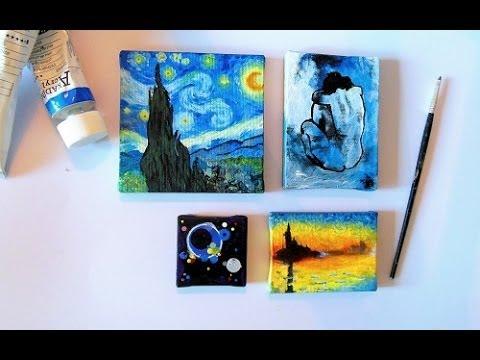 Gemälde selbst malen