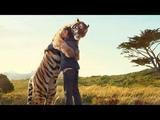 Persahabatan yang luar biasa antara manusia dan hewan