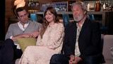 Dakota Johnson, Jon Hamm, and Jeff Bridges Talk Bad Times at the El Royale!