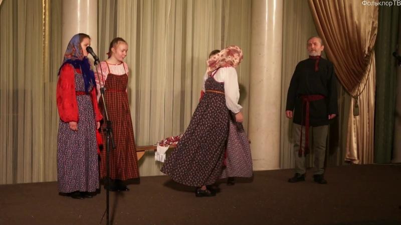 Выступление ансамбля 2016 - Ильинская пятница из Риги