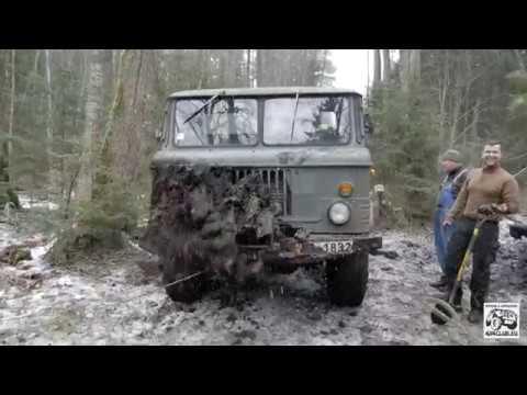 4x4CLUB.EU Offroad Expeditions - Неиромонах Феофан - Надо поле притоптать