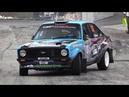 300hp Ford Escort Mk2 Millington Engine Sound - Frank Kelly Show at Rally Legend!