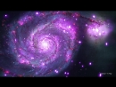 The Whirlpool Galaxy- Visible and X-ray Views