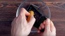 Натираем сосиски на терке и дважды перекручиваем края Пирог загляденье