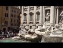Рим, Италия. Фонтан Треви и площадь Венеции. Rome, Italy. Fountain Trevi and Piazza Venezia