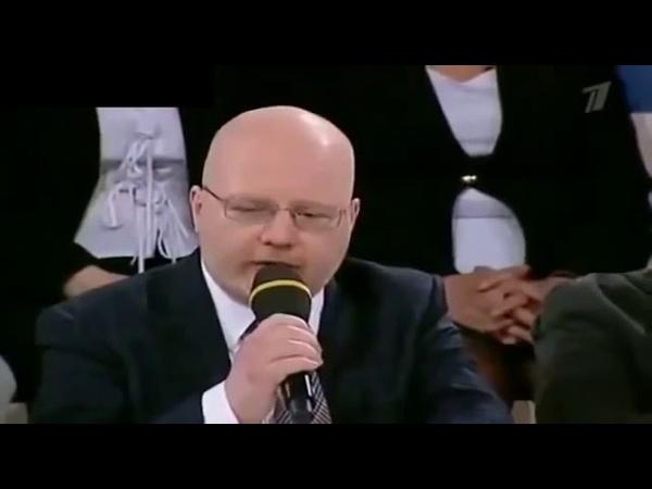 На Первом канале ТВ открыто было сказано что РФ это колония