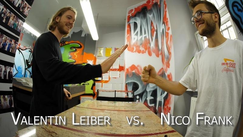 Flat G.o.S. Valentin Leiber vs. Nico Frank