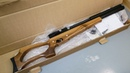 PCP винтовка Jager SPR Карабин 6 35мм видео обзор