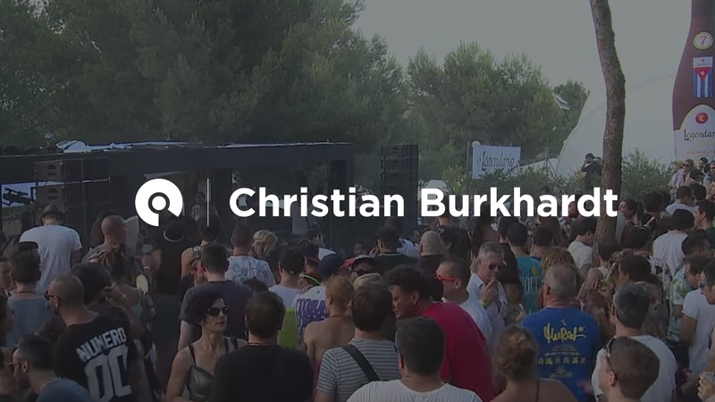 Christian Burkhardt Live @ Cocoon Label Showcase, OFF BCN 2014