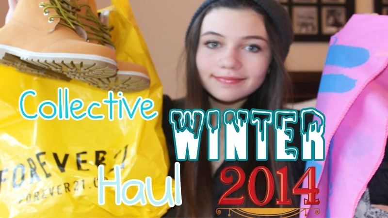 Collective Winter Haul Forever 21 Pacsun Urban Outfitters and More
