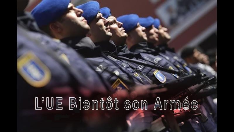 L'Union Européenne Bientôt son Armée 𝗶𝗻𝘁𝗼𝘂𝗰𝗵𝗮𝗯𝗹𝗲