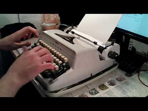 ADLER Gabriele 10 №2 Schreibmaschine Typewriter
