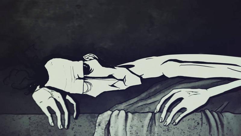 Marilyn Manson Warship My Wreck Original Animation