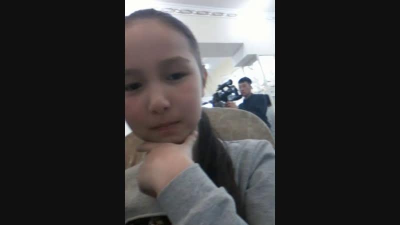 Акнур Муханова - Live