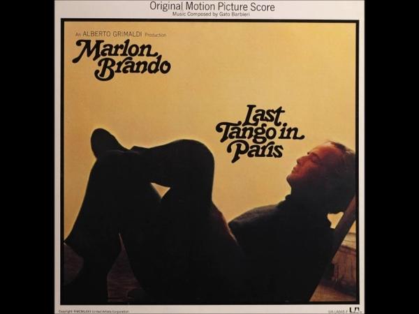 Last tango in paris (1973) FULL ALBUM OST gato barbieri