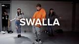 Swalla - Jason Derulo ft. Nicki Minaj &amp Ty Dolla $ign Junsun Yoo Choreography