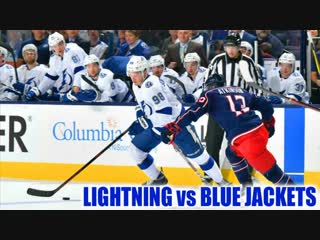 Dave Mishkin calls Lightning highlights from dominant win over Blue Jackets