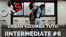 Urban Kizomba Tutorial - Intermediate Move UI8 🎓 OKS 🎓