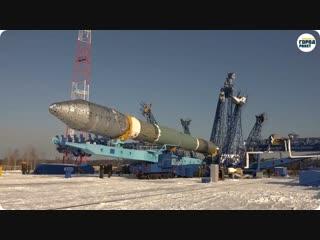 Пуск РН «Союз-2.1В» с космодрома «Плесецк» … 29 марта 2018 г.