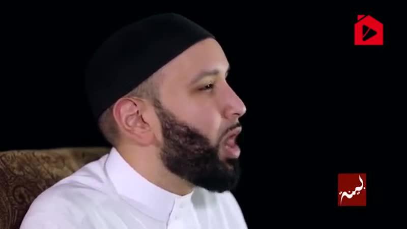 36 серия начало и конец война между ангелами и джиннами Омар Сулейман