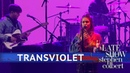 Transviolet - Undo (The Late Show with Stephen Colbert)