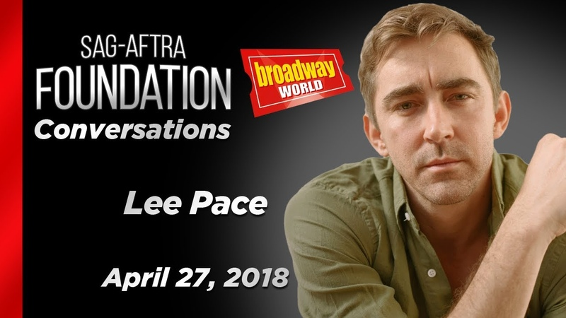 Conversations with Lee Pace