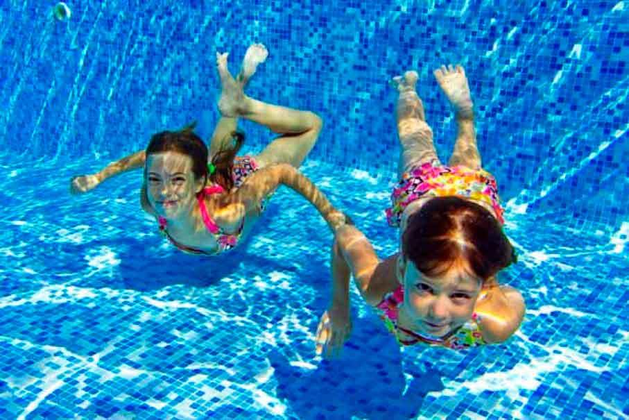 Что такое игры для плавания?
