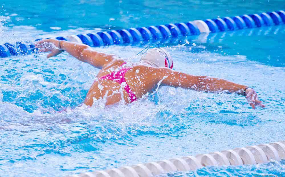 Превращение плавания в гонку всегда популярно